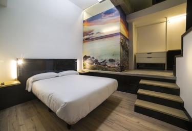 Hotel Zerupe - Zarautz, Guipúzcoa