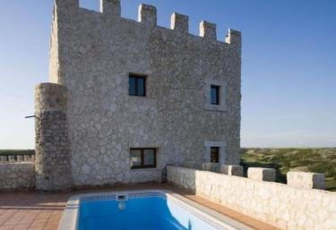 Residencia Real Castillo De Curiel - Curiel De Duero, Valladolid