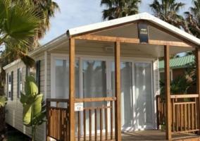 Camping Enmar- Casas Móviles