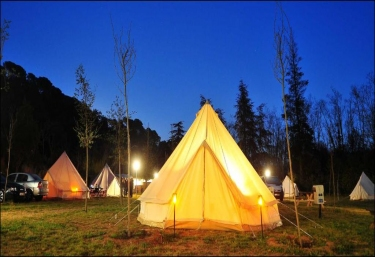 Camping Parc Gualba - Gualba, Barcelona