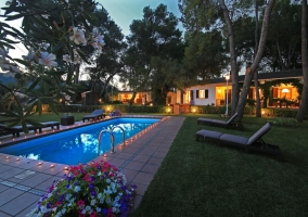 Casa Rural Els Pins