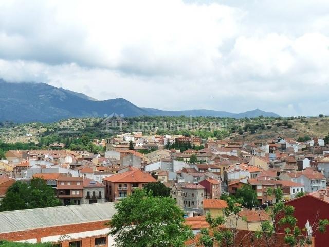 Burgohondo pueblo