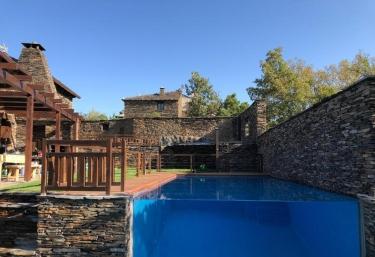 Casa del Ocejón- Casona - Majaelrayo, Guadalajara