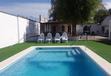 Casa Rural Azahar - Olivares, Sevilla