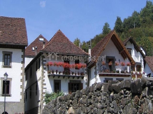 Casa rural graciano i en ochagavia navarra - Casa rural en ochagavia ...