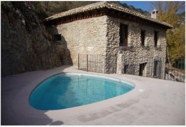 Cortijo Pesquera - Algarinejo, Granada