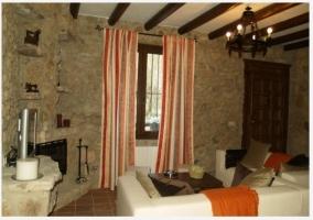 Portón de entrada de la casa rural andaluza