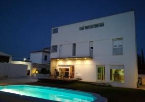 Casa Rural Olivares Altos