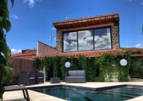 Alojamientos El Bornizo- Casa Grande