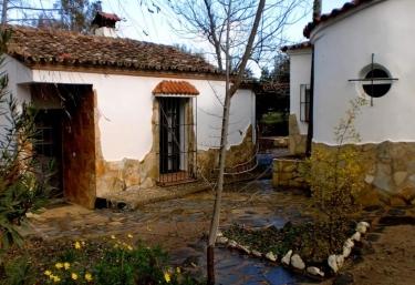 Las Cabañas de Buffalos - Cumbres Mayores, Huelva
