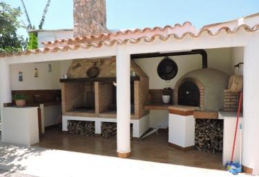 La iaia Merce - L' Aldea, Tarragona