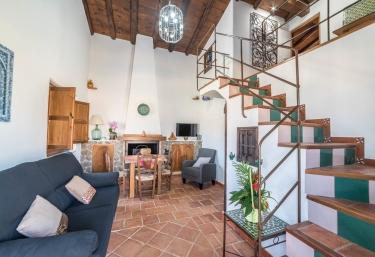 Los Miradores- Mirador de los Quinientos - Padul, Granada