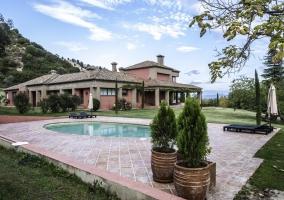 Casa Rural El Saúco