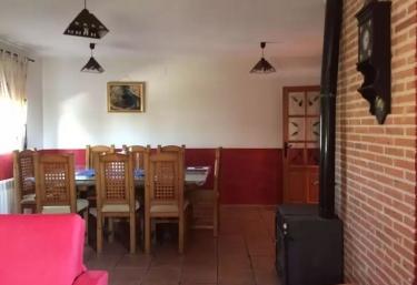 Casa Rosmari - Urueñas, Segovia