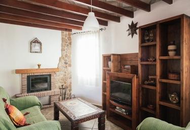 Placer de Meca- Casa Julia - Zahora, Cádiz