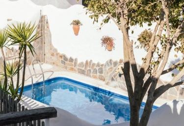Placer de Meca- Casa Ana - Zahora, Cádiz