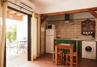Placer de Meca- Alojamiento II - Zahora, Cádiz