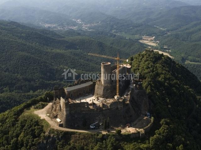 El Castillo de Montsoriu