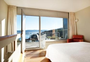 Hotel A Miranda  - Feas, A Coruña