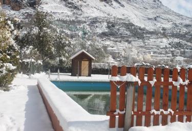 Olivillas Garden - Guejar Sierra, Granada