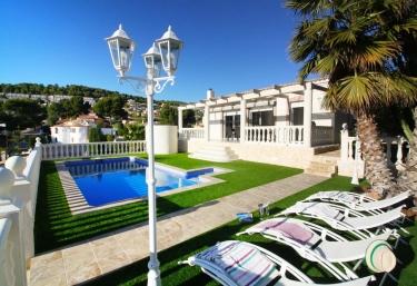 Casa Hibiscus - Calp/calpe, Alicante