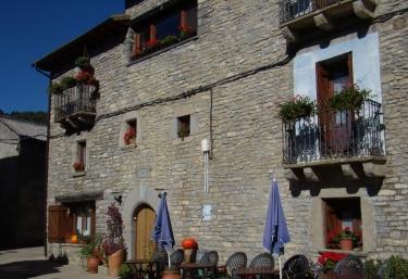 Casa Basajarau - Yosa De Sobremonte, Huesca