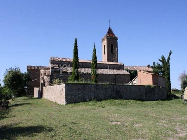 Iglesia de Sagás