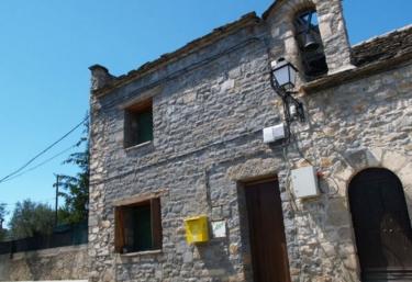 La Herrería - Almazorre, Huesca