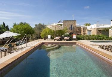Hotel Rural Can Partit - Adults Only - Santa Agnes De Corona, Ibiza