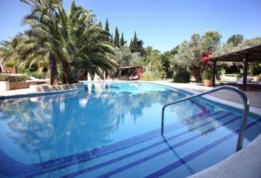 Rural Cas Pla - Sant Miquel de Balansat, Ibiza