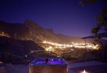 EcoTara Canary Islands Eco-Villa Retreat - Fataga, Gran Canaria