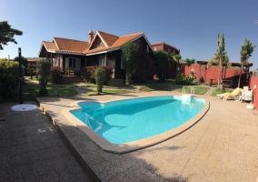 Casa Inmaculada Villa