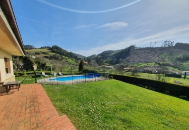 Arroes Village & Pool - Arroes (Sta Marina), Asturias