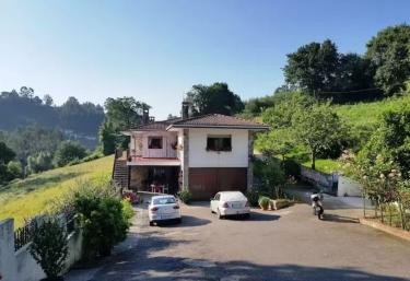 Fondu La Llosa - San Miguel (Arroes villaviciosa), Asturias