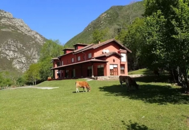 Albergue Los Avellanos - Pedroso (Espinaredo piloña), Asturias
