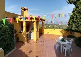 Casa Rural Terra Blanca del Benicadell - Beniatjar, Valencia