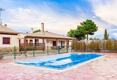 Santa Quitería Rural- Casa La Ermita - Campillo De Altobuey, Cuenca