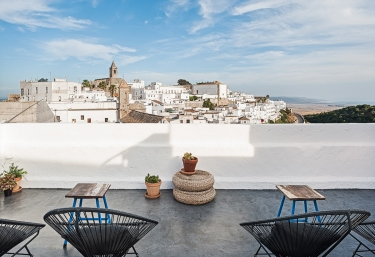 La Fonda Antigua - Vejer De La Frontera, Cádiz