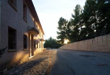 Monasterio El Olivar - Estercuel, Teruel