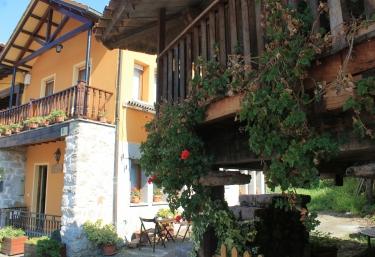 Casa La Cuba - Sames, Asturias