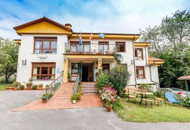 Apartahotel Trébede - Barro (Llanes), Asturias