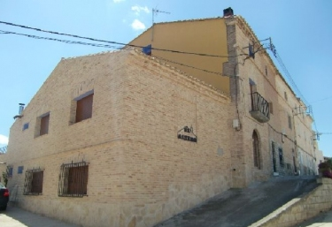 Casa El Altero - Codo, Zaragoza