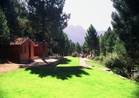 Cabañas rurales La Toma del Agua