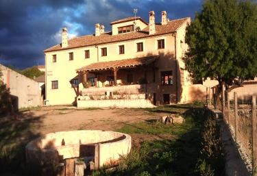 Las Casitas de la Data - Gallegos, Segovia
