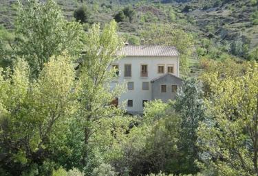 L'Aqaba- Apartamento Nogal - Seron, Almería