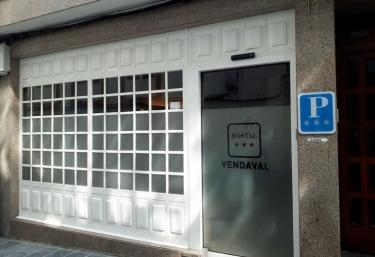 Hostal Vendaval - Ortigueira, A Coruña