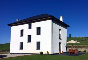 Casa Xabú - 3 Cabos - El Vallin, Asturias