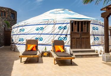 Eco Finca de Arrieta- Eco Yurt Royale - Tabayesco, Lanzarote