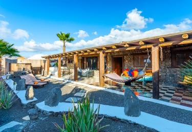 Eco Finca de Arrieta- Eco Barn - Tabayesco, Lanzarote