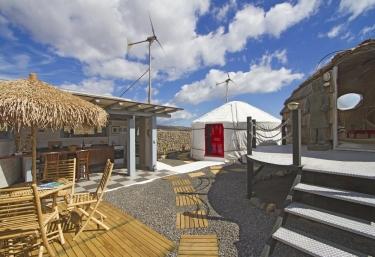 Eco Finca de Arrieta- Yurta Eco Beach - Tabayesco, Lanzarote